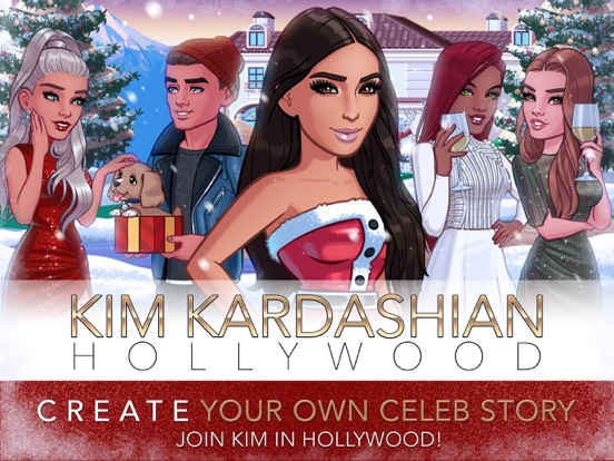 Kim Kardashian: Hollywood iPad