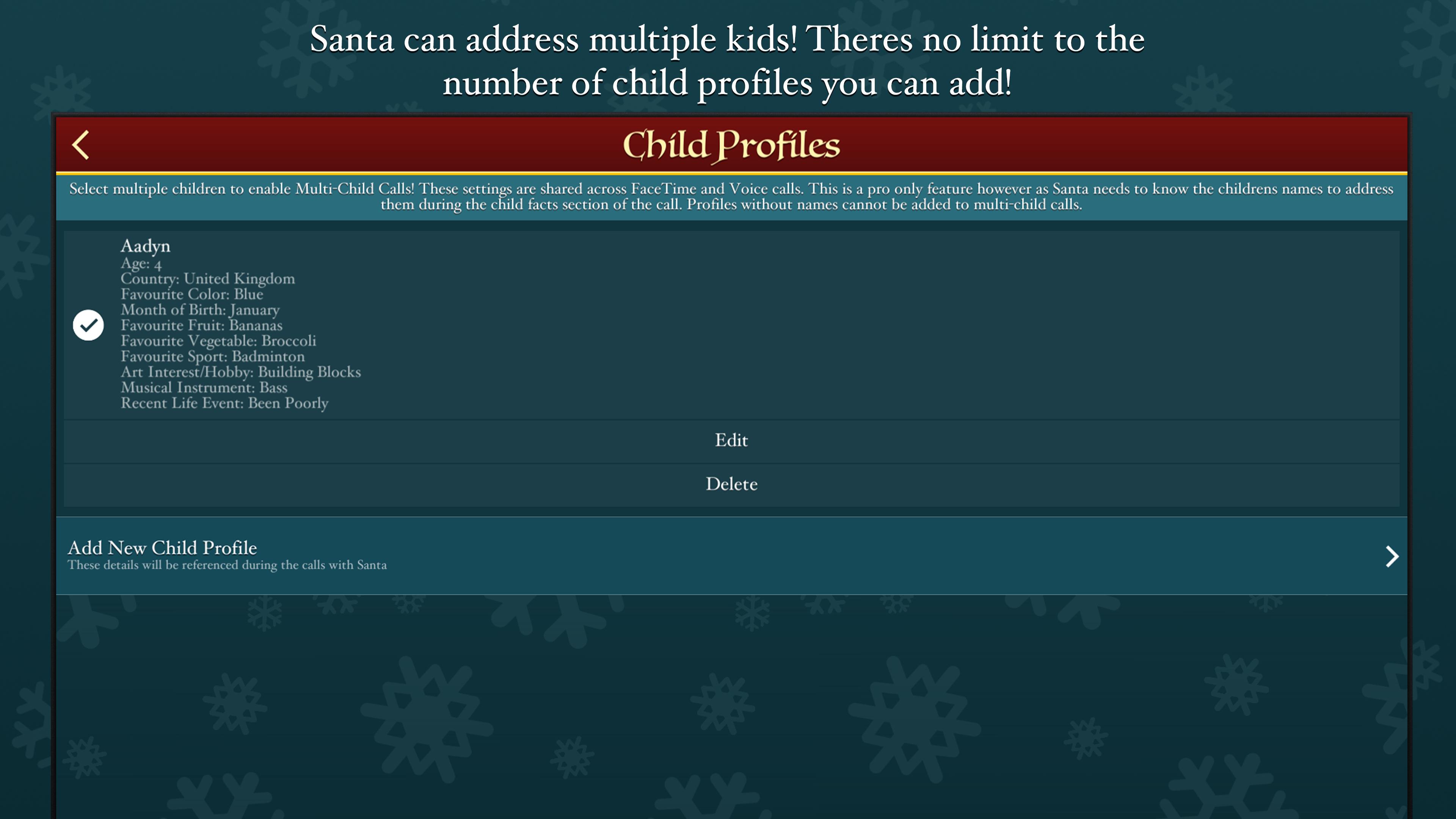 Santa Video Call & Tracker™ screenshot 17