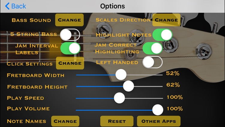 Bass Guitar Tutor screenshot-5