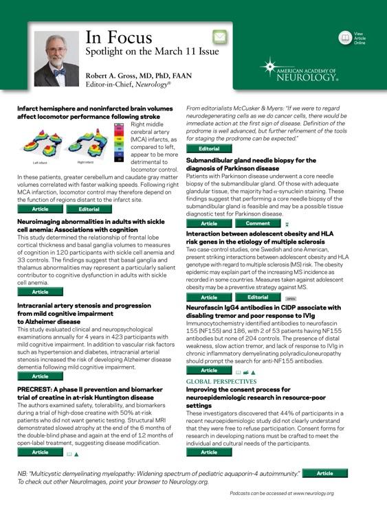 Neurology® - The Official Journal of the AAN