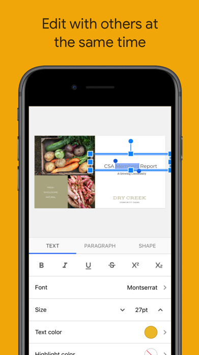 Google Slides Screenshot