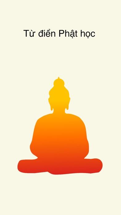 Từ điển Phật học screenshot one