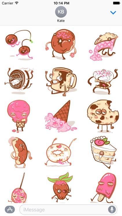 Monster Desserts