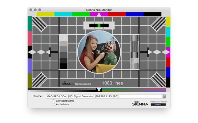 NDI Monitor on the Mac App Store