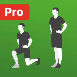 Lunges - workout for leg pro