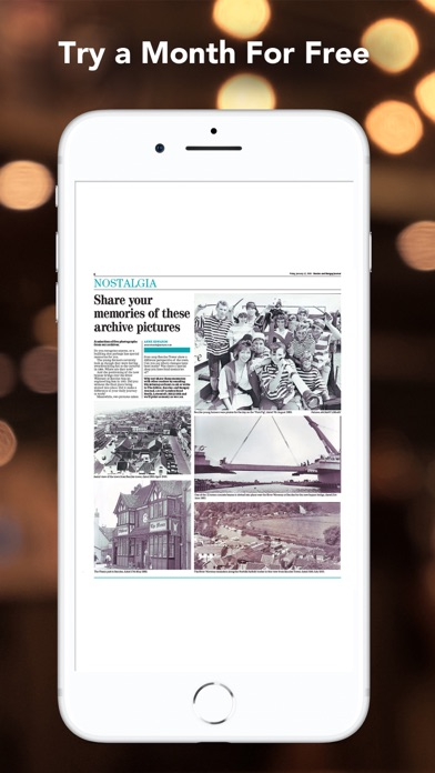 Beccles & Bungay JournalScreenshot of 2
