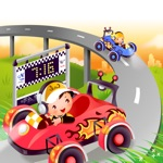 2 Racer - Extreme fast car racing game
