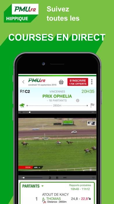 download PMU Hippique - Paris & Turf apps 1
