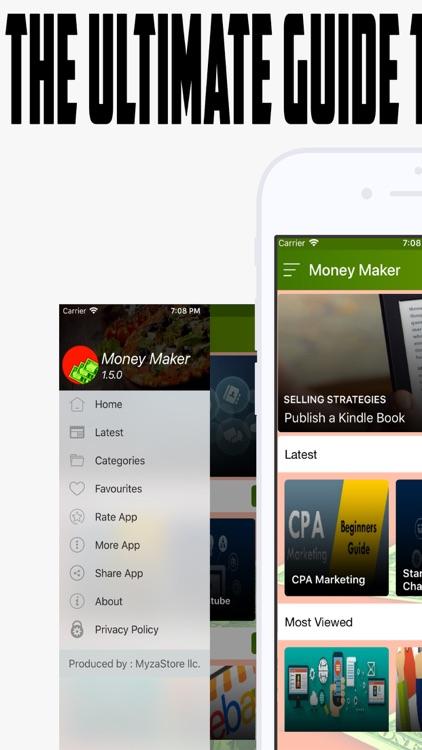 Make Money Online Top Strategy screenshot-4