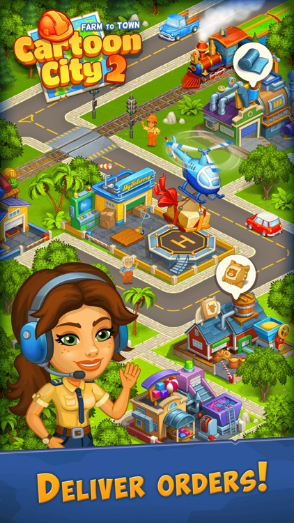 Cartoon City 2