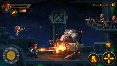 Metal Squad: Shooting Game screenshot 2