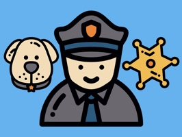 Why you should install Police Cop Emoji Stickers app