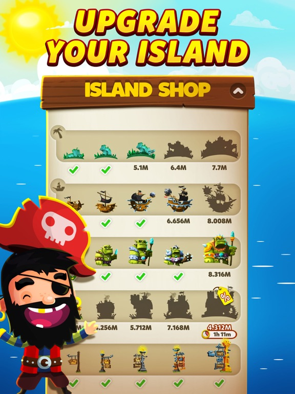 Игра Pirate Kings™