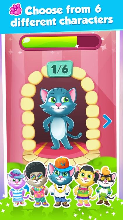 Pet Salon: Cat Dress Up Game screenshot-4