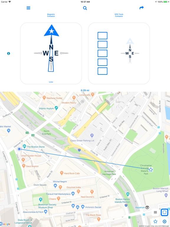 Screenshot #1 for Northern Compass & Navigation