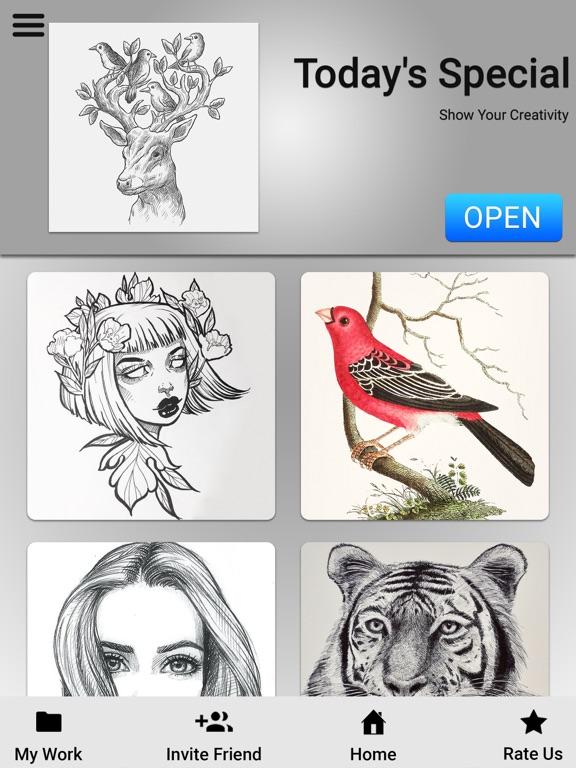 Pencil Drawing Art Ideas App Price Drops