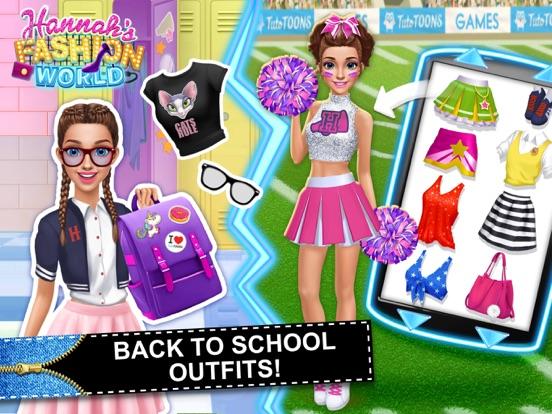 Hannah's Fashion World screenshot 15
