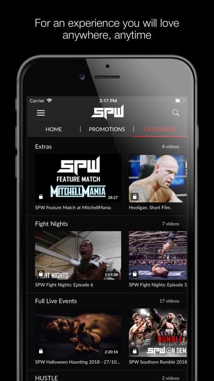 SPW On Demand screenshot-4