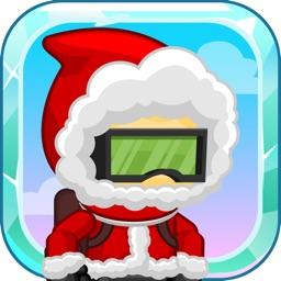 Santa Claus Adventure Game