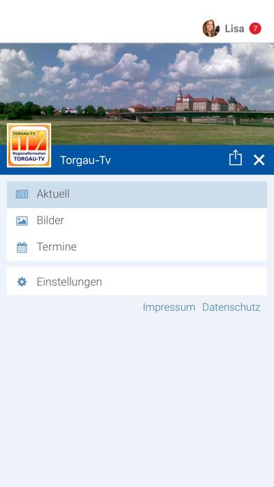Torgau-TvScreenshot von 2