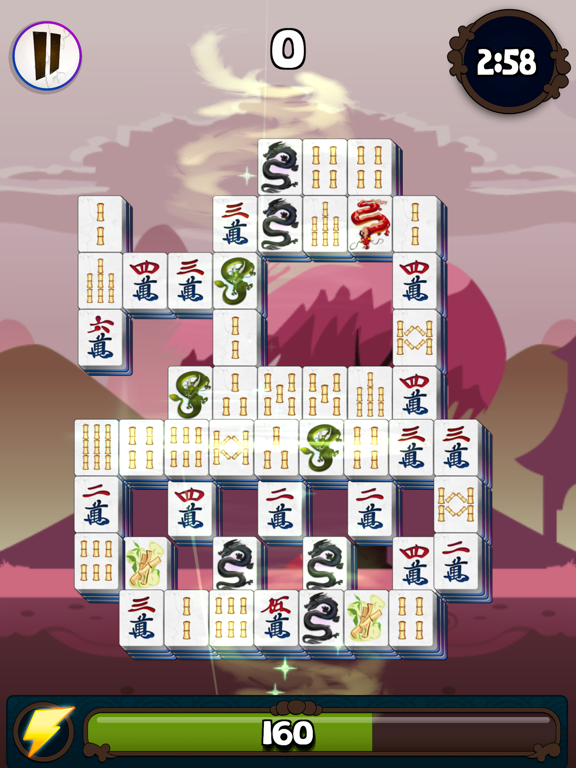 3 Minute Mahjong screenshot 10