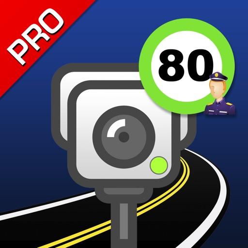Radarbot Pro: SpeedCam Detector and Traffic Alerts