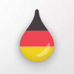 Learn German language & words with Drops