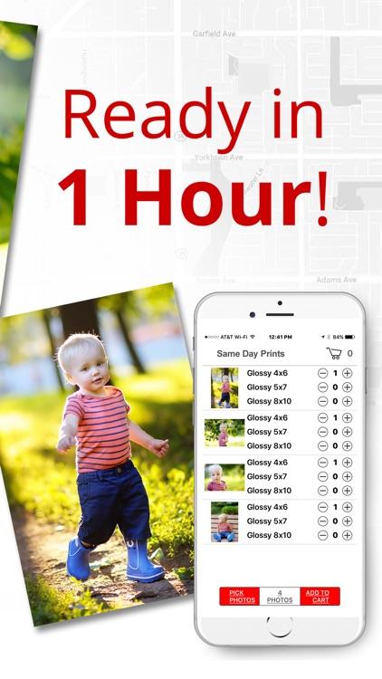 Same Day Prints: 1 Hour Photo screenshot-3