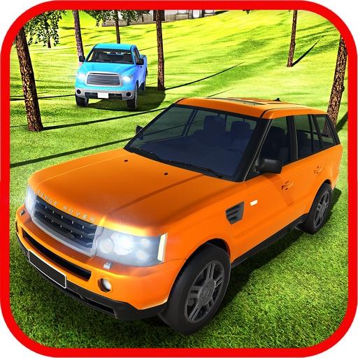 Offroad SUV Driving Simulator