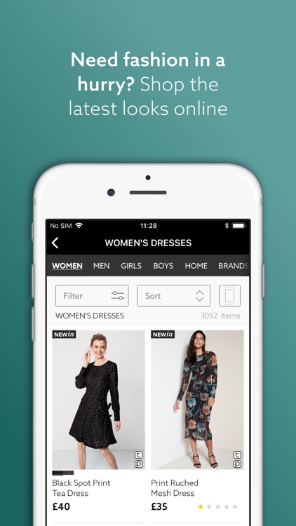 Next: Shop Fashion & Homeware screenshot-0