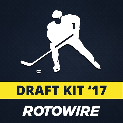 RotoWire Fantasy Hockey Draft Kit 2017