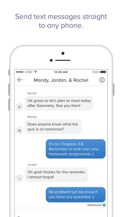 Remind: Fast, Efficient School Messaging
