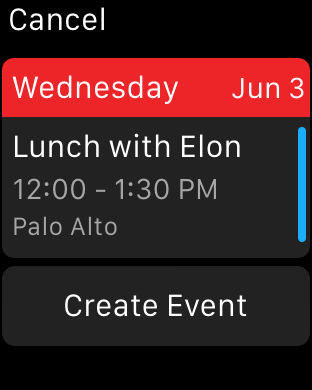 Screenshot #9 for Fantastical 2 for iPhone