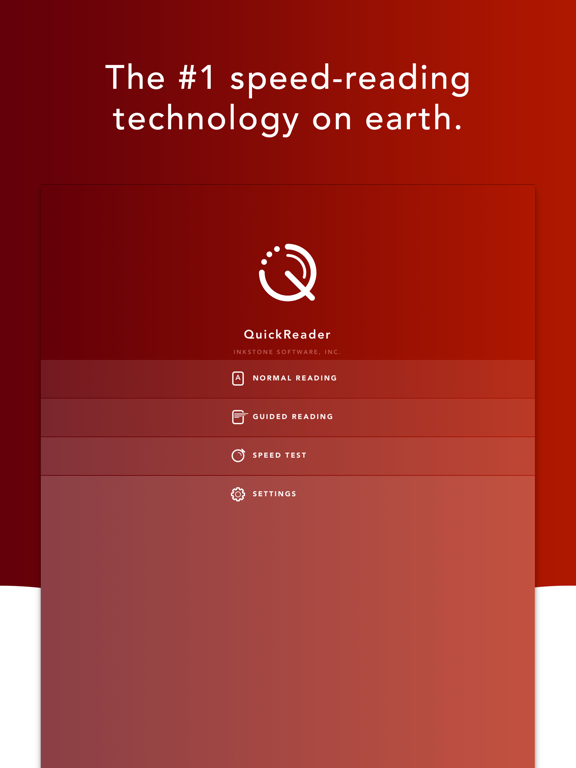 QuickReader - Speed Reading Screenshots