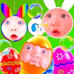 Easter Frames and Masks