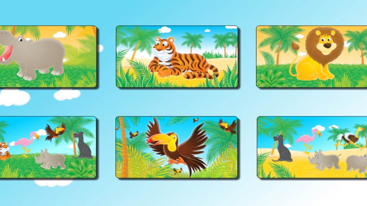 Animal Puzzle »For Toddlers« screenshot-3