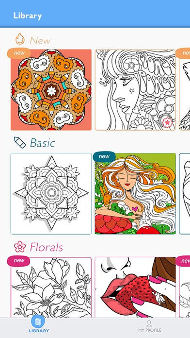 Download Paint by Number: Coloring Game for Pc