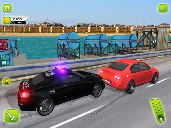 Police Highway Chase Games screenshot 9