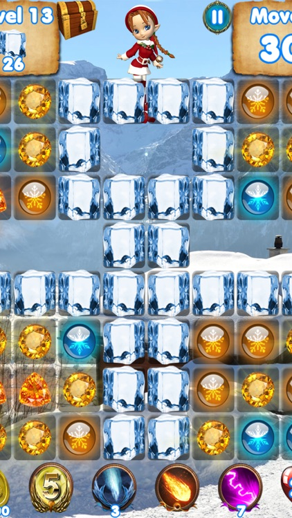 Winter Games - Christmas Games screenshot-7