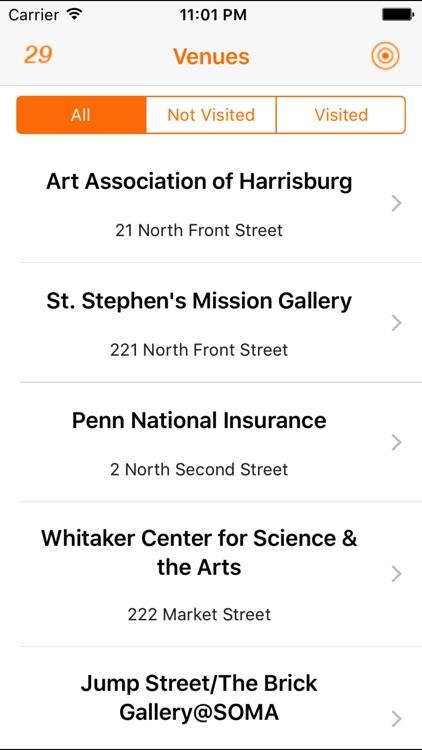 Harrisburg Gallery Walk