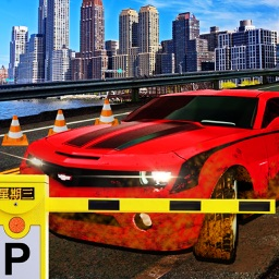 3D City Car Racing