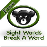 Codes for Sight Words: Break A Word Hack