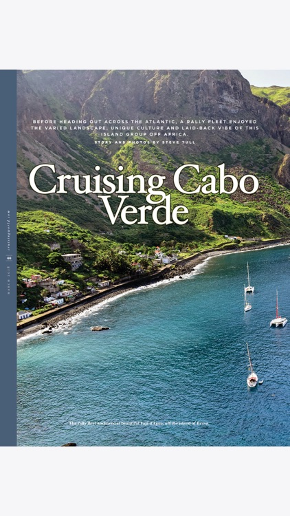 Cruising World Mag screenshot-4