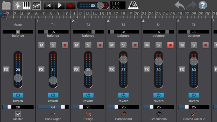 Recording Studio Pro! screenshot-3