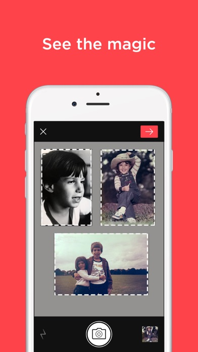 Photo Scanner Plus screenshot 2