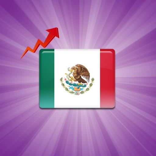 MXN Peso Exchange Rates iOS App