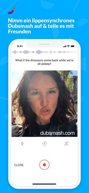 Dubsmash Screenshot