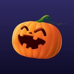 Halloween Stickers Happy Party