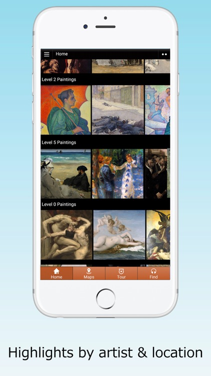 Musee Orsay Full Edition screenshot-1