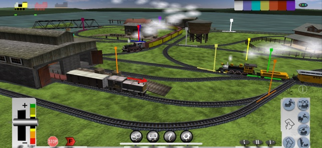 iRunTrains for iPhone Screenshot
